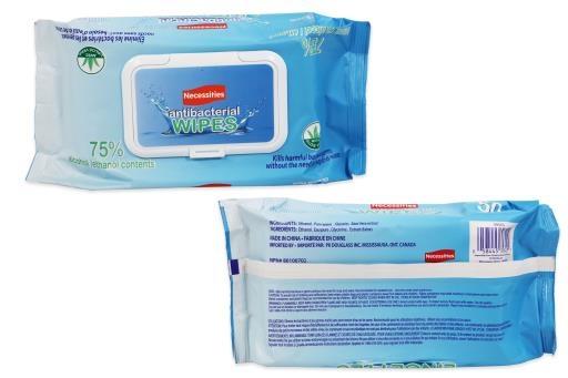 Sanitization Wipes