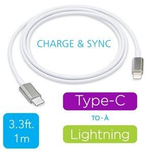 Lightening to USB-C