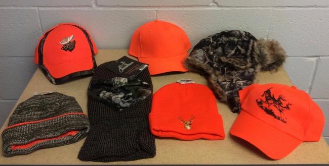 Caps, Toques & Facemasks