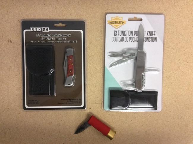 Pocket Knives & Multi-Tools