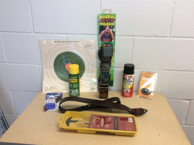 Rifle & Shotgun Supplies