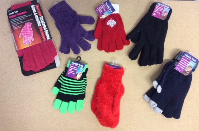 Adult Gloves & Mitts