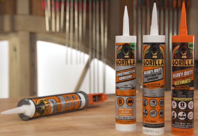 Gorilla Adhesives