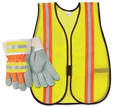 Work Gloves & Safety Wear