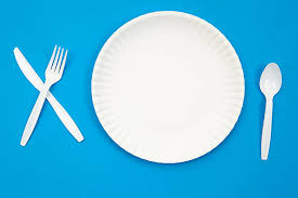 Disposable Dinnerware & Straws