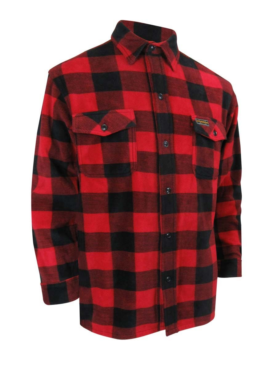 Hunter's Orange & Checkered Jackets