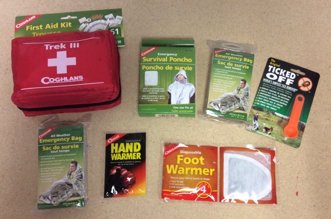 First Aid & Survival Gear