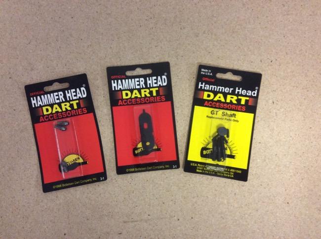 Hammerhead Dart Accessories