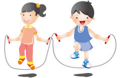 Skipping Ropes & Ribbons