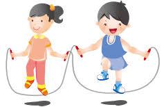 Skipping Ropes & Hula Hoops