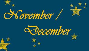 NOVEMBER/DECEMBER SALE FLYER