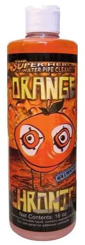 Orange Chronic ~ Large 16oz Bottle