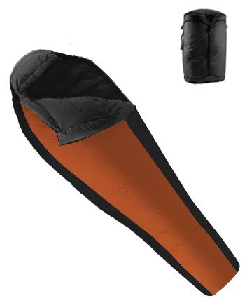 "Yanes Nordic Sleeping Bag ~ 90"" x 35/23"""