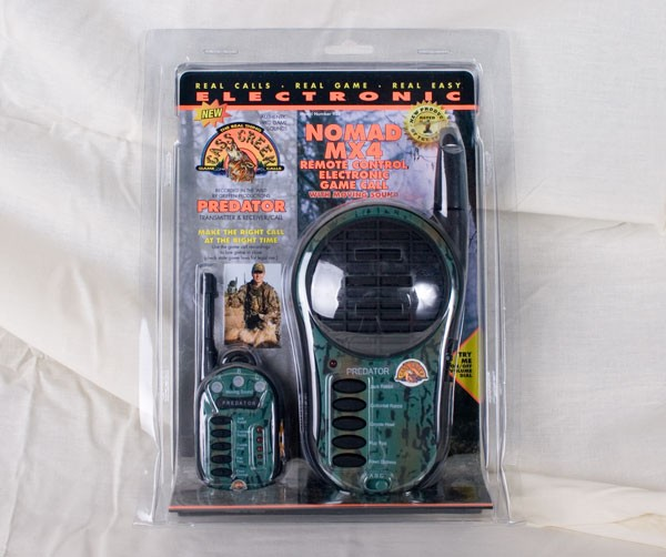 Cass Creek Electronic Nomad MX4 Remote Control Predator Call