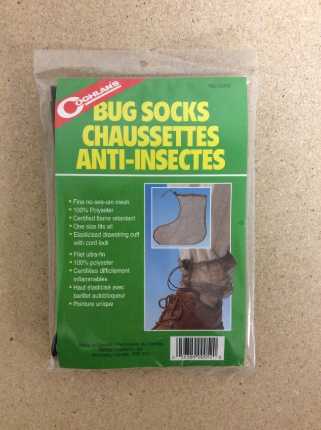 Coghlan's Bug Socks