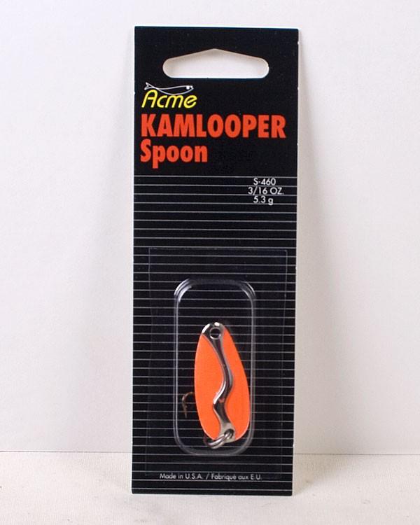 Kamlooper 3/16oz ~ Nickel Fluorescent