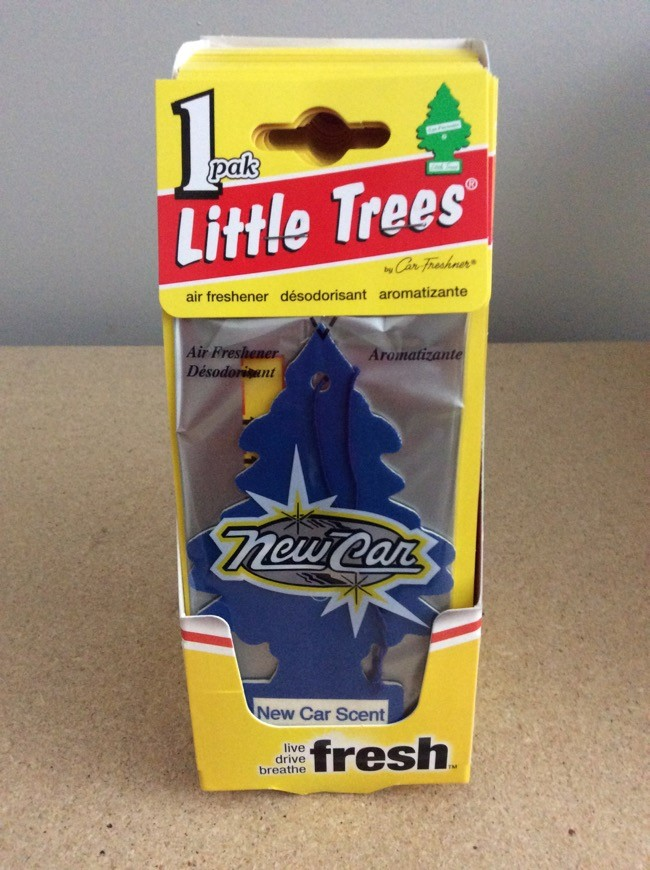 Little Tree Air Fresheners ~ New Car