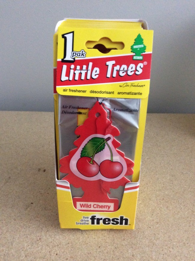 Little Tree Air Fresheners ~ Wild Cherry