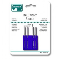 Ball Point Sewing Machine Needles - Size 11 ~ 4 per pack