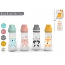 Tootsie Baby Matte Baby Bottle ~ 8oz