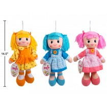 "10"" Soft Doll"
