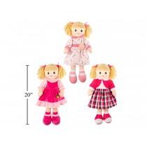 "20"" Soft Doll"