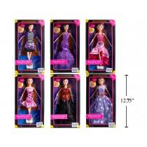 "11.5"" Red Carpet Fashion Doll"