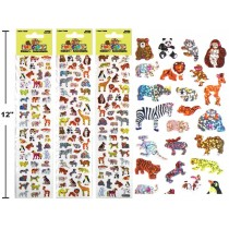 Woody's Micro Stickers ~ Cutie Animals