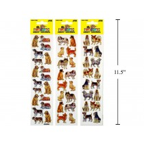 Woody's Micro Stickers ~ Doggies