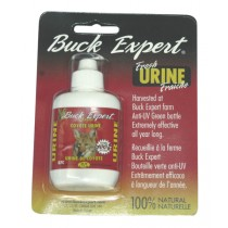 Buck Expert Coyote Urine ~  1 1/4 oz/36 ml