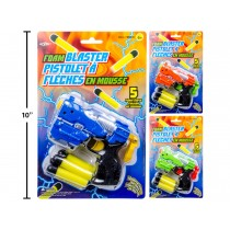 Foam Blaster Gun with 5 Darts