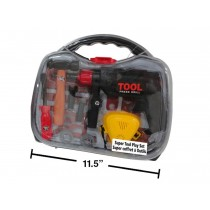 Super Tool Playset in Carrying Case