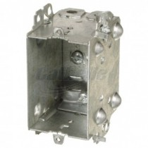 "2-1/2"" Deep Device Box/Cable Clamp & Nailing Loop"