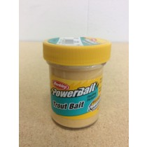 Berkley PowerBait Trout Bait ~ Yellow