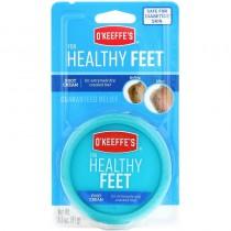 O'Keeffe's Healthy Feet - 3.4oz Jar Carded ~ 6 per display