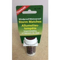 Coghlan's Windproof/Waterproof Storm Matches ~ 25 per jar
