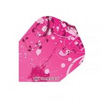 Target Vision Flights ~ Pink Pattern
