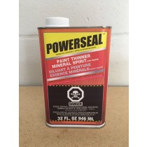 Powerseal Paint Thinner / Mineral Spirits ~ 946ml tin