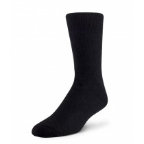 Boreal Wool Outdoor Thermal Sock - Black ~ Size Large
