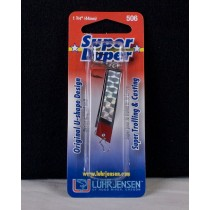 Super Duper Lure 506 Series ~ Chrome Silver Prism