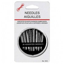Assorted Needles ~ 30 per pack