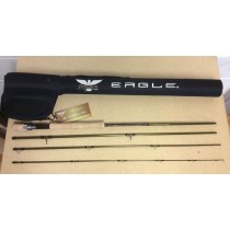 Fenwick Eagle GT Graphite Fly Rod - 4/pc, 9' ~ LW8