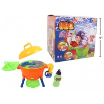 Bubble BBQ Play Set ~ Battery Operated