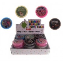 Assorted Poo Putty ~ 24 per display