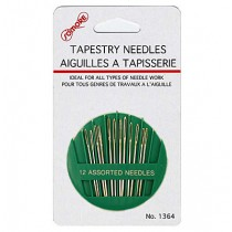 Tapestry Needles ~ 12 per pack