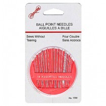 Ball Point Needles ~ 18 per pack