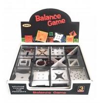 Mini Assorted Balancing Game Cubes ~ 24 per display