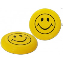 Smiley Face Flying Disc ~ 8.75""