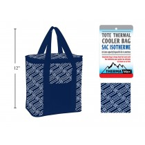 Insulated Cooler Bag - Zigzag Pattern ~ 18L