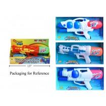"Pump Action Water Gun ~ 12.5"""
